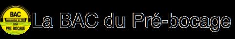 La Bac du Pré-bocage